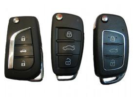 Lexus универсальный выкидной ключ . Производитель: Keyless Engineering.