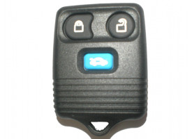 Ford(Форд) брелок 3 кнопки. Модель Transit до 2006г., Maverick, Focus II и др. модели