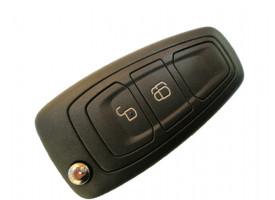 FORD КЛЮЧ 2 кнопки Ranger с 2011г Ecosport  4D-63_80bit