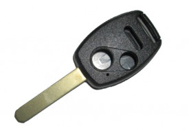 Honda(Хонда) корпус ключа (2 кнопки+panic). Для автомобилей из США