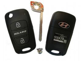 Hyundai(Хендай) Solaris корпус