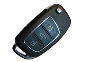 Hyundai Универсальный выкидной ключ. Производитель: Keyless Engineering