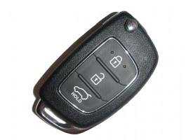 Hyundai Tucson с 2015 года выкидной ключ 4D_60_80bit