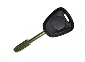 Jaguar заготовка ключа с местом под чип