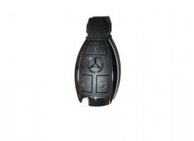 "Mercedes(Мерседес) smart ключ 3 кнопки. Производитель ""MBE Engineeric NG""  433 Mhz"