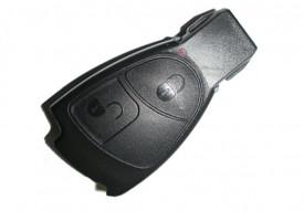 Mercedes(Мерседес) корпус smart ключа 2 кнопки