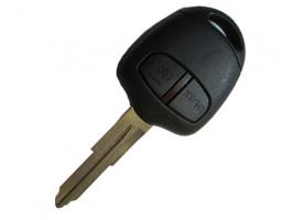 Mitsubishi(Мицубиси) ключ с дистанционным управлением 2 кнопки(Два варианта)
