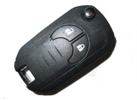 Nissan(Ниссан) Juke выкидной ключ с дистанционным управлением