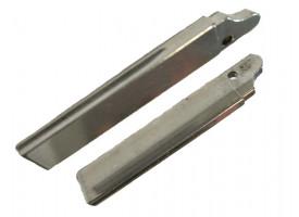 Peugeot(Пежо) лезвие для выкидного ключа (с каналами)