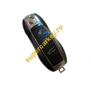 Porsche smart ключ 3 кнопки 433 mhz
