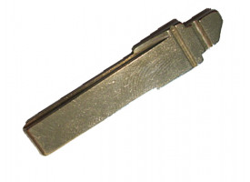 Skoda лезвие выкидного ключа Octavia A7, Rapid