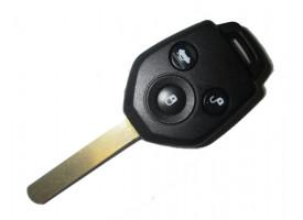 Subaru(Субару) ключ с дистанционным управлением. Лезвие DAT17, 4D_62
