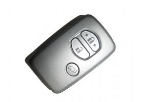 Toyota(Тойота) smart ключ 3 кнопки.MDL B77EA.Подходит к модели LC200 2012-2015, Highlander 2010-2014