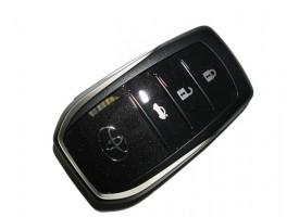 Смарт-Ключ Тойота Камри (Toyota Camry) 3 кнопки  MDL BJ1EW