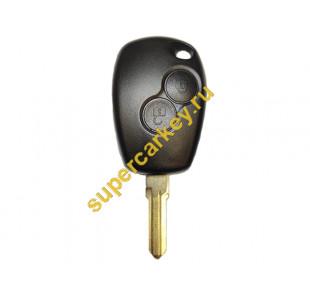 Lada Largus ключ 2 кнопки ( PCF 7946 )