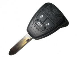 Chrysler(Крайслер) ключ с дистанционным управлением (3 кнопки)