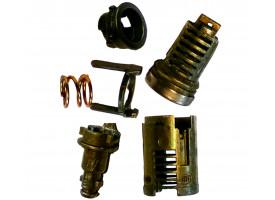 Восстановление ключа по личинке двери или замку зажигания
