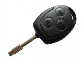 Ford(Форд) ключ с дистанционным управлением (3 кнопки). Модель:: FUSION