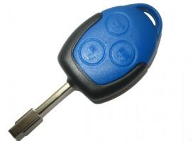 Ford(Форд) ключ с дистанционным управлением (3 кнопки). Модель:: Transit c 2006г