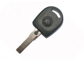 Volkswagen(Фольксваген) заготовка ключа с местом под чип