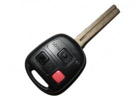 Lexus(Лексус) ключ с дистанционным управлением (3 кнопки). Модели:: LX, GX, LX470. Для автомобилей из США