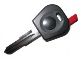 (Daewoo) заготовка ключа с местом под чип