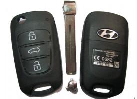 Hyundai(Хендай) корпус выкидного ключа