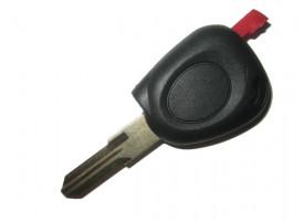 Renault(Рено) заготовка ключа с местом под чип лезвие VAC102