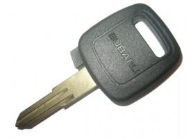 Subaru(Субару) заготовка ключа с местом под чип