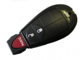Dodge(Додж) smart ключ (2 кнопки+panic)