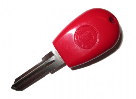 Alfa Romeo(Альфа Ромео) заготовка ключа с местом под чип
