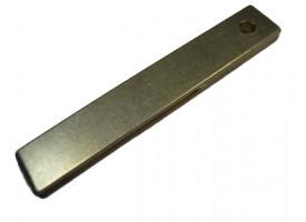 Citroen(Ситроэн) лезвие ключа (канавки)