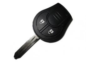 Nissan(Ниссан) JUKE ключ, 2 кнопки (Аналог)