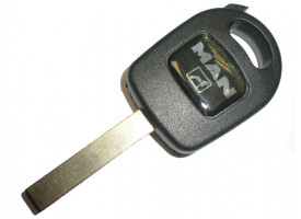 Man(МАН) заготовка ключа с местом под чип.