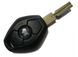 BMW(БМВ) ключ с дистанционным управлением (3 кнопки) EWS System. Европа