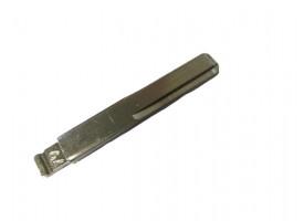 Лезвие выкидного ключа со срезом