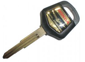 Honda(Хонда) заготовка ключа с местом под чип