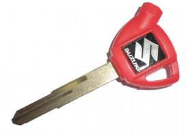 Suzuki(Сузуки) заготовка ключа с местом под магниты