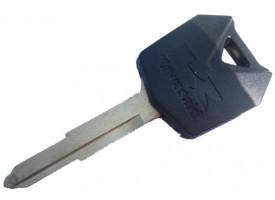 Kawasaki(Кавасаки) заготовка ключа с местом под чип